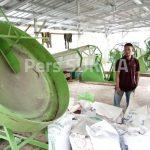 Pabrik Pupuk Kompos Berhenti Produksi