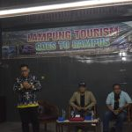 Lampung Tourism Goes to Campus