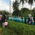 Prodi Perjalanan Wisata Buka Kunjungan Ke  AGROEDUTOURISM