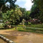 Hujan Deras, Polinela Terendam Banjir