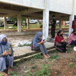 Kuliah Daring Sembari PUM, Mahasiswa : Tantangan yang Sangat Berat