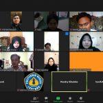 Perdana, UKM Pers Sukma Gelar Pelatihan Jurnalistik Secara Virtual