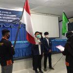 Pelantikan Presma dan Wapresma Polinela, Fadil : Koordinasi, Kolaborasi Untuk Menguatkan Vokasi